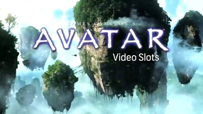 Top Slot Game of the Month: Avatar Slot Logo