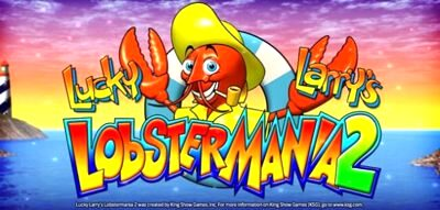 Top Slot Game of the Month: Lucky Larrys Lobstermania 2 Slot