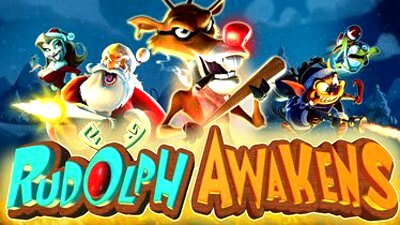 Top Slot Game of the Month: Rudolph Awakens Slot