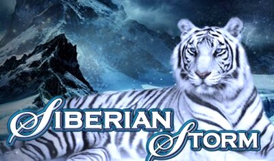 Top Slot Game of the Month: Siberian Storm Slot
