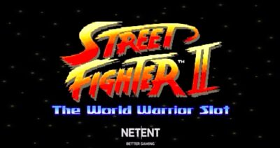 Street Fighter Ii Slot