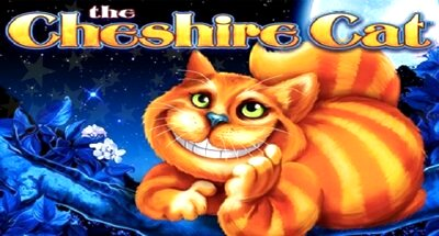Top Slot Game of the Month: The Cheshire Cat Slot