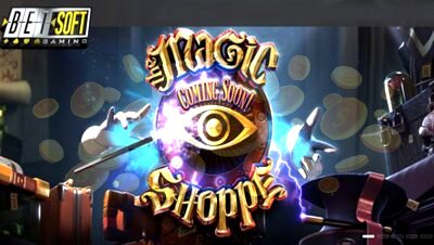Top Slot Game of the Month: The Magic Shoppe Slot
