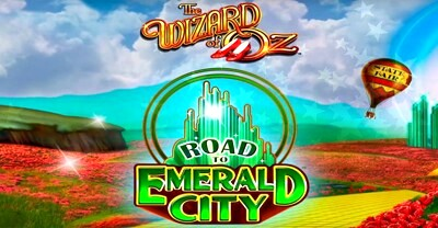 Wizard of Oz Road to Emerald City Slots