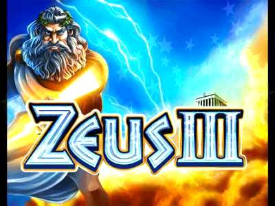 Zeus 3 Online Slot Game