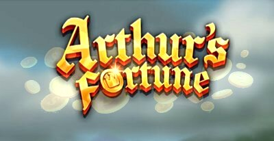 Top Slot Game of the Month: Arthurs Fortune Slot Title