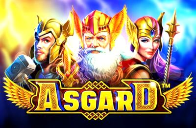 Top Slot Game of the Month: Asgard Slot Pragmaticplay