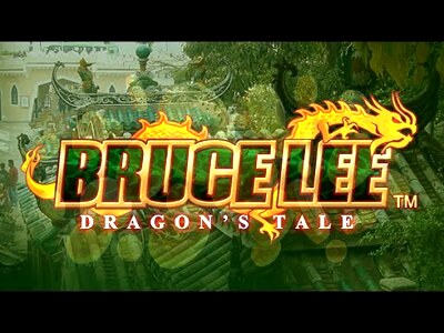 Top Slot Game of the Month: Bruce Lee Dragons Tale Slot