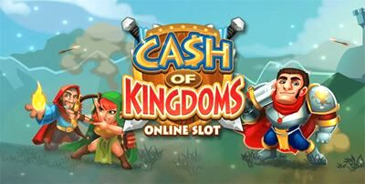Top Slot Game of the Month: Cash of Kingdoms Slot
