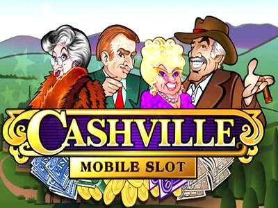 Top Slot Game of the Month: Cashville Slot
