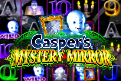 Top Slot Game of the Month: Casper Mystery Mirror Slot