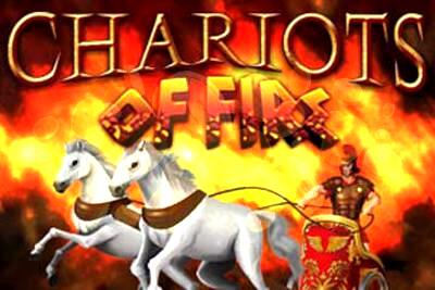 Chariots of Fire Slot Logo