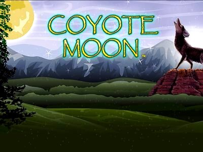 Top Slot Game of the Month: Coyote Moon Slot