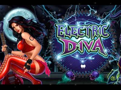 Top Slot Game of the Month: Electric Diva Slot