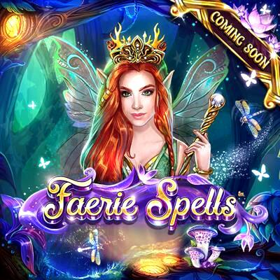 Top Slot Game of the Month: Faerie Spells Slot