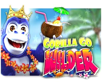 Top Slot Game of the Month: Gorilla Go Wilder Logo