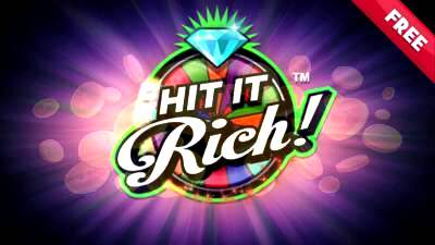 Hit It Rich Slot