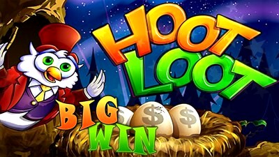Top Slot Game of the Month: Hoot Loot Slots