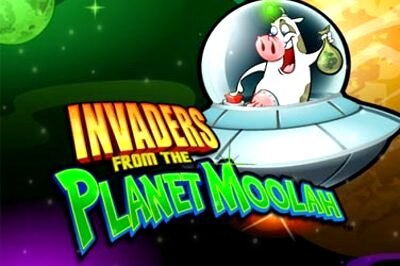 Top Slot Game of the Month: Invaders from the Planet Moolah Slots