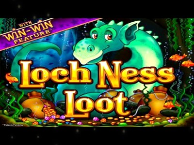 Top Slot Game of the Month: Loch Ness Loot Slot