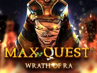Max Quest Wrath of Ra Slot