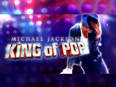 Top Slot Game of the Month: Michael Jackson King of Pop Slot