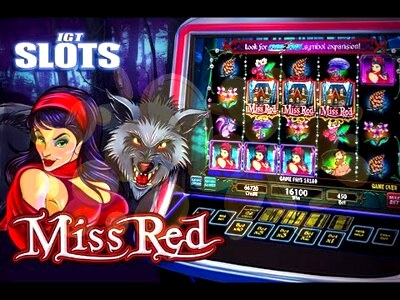 Top Slot Game of the Month: Miss Red Slot