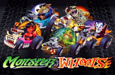 Monster Wheels Slot Microgaming