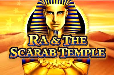 Ra and the Scrab Temple Slot