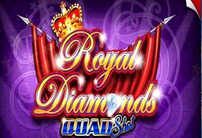 Top Slot Game of the Month: Royal Diamonds Slot