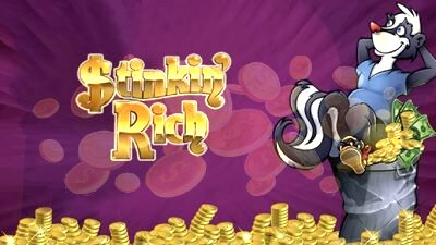 Top Slot Game of the Month: Stinkin Rich Slots