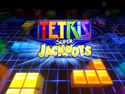 Top Slot Game of the Month: Tetris Super Jackpots Slot