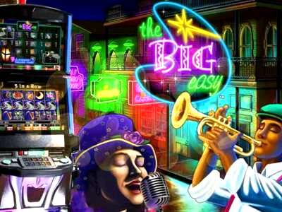 The Big Easy Slots