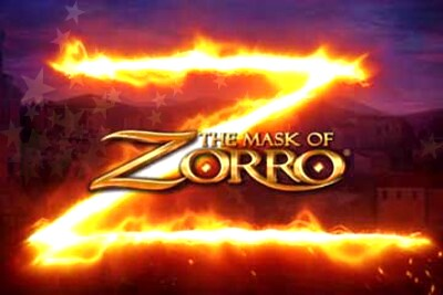 The Mask of Zorro Slot