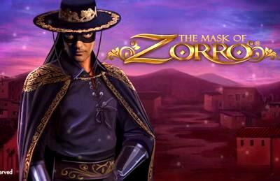 The Mask of Zorro Slots