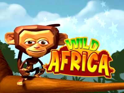 Top Slot Game of the Month: Wild Africa Slots
