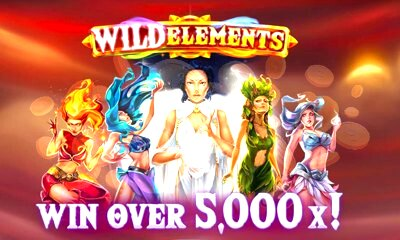 Top Slot Game of the Month: Wild Elements Slot