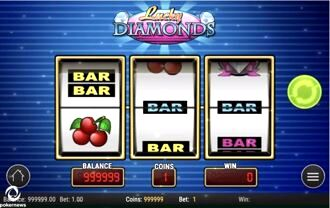 Lucky Diamonds Slot