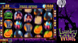Lucky Witch Online Slot