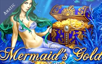 Mermaids Gold Slot Machine Online
