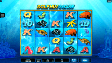 Dolphin Coast Slot