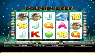 Dolphin Tale Slots