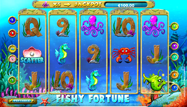 Fortune Fish Slot Machine
