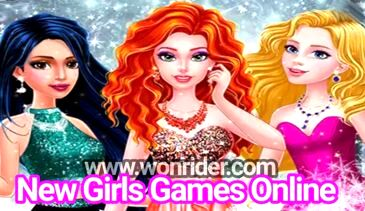 Girls Mobile Games
