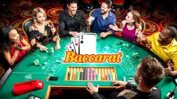 High Stakes Baccarat Online