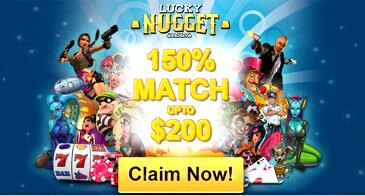 Lucky Nugget Casino Review