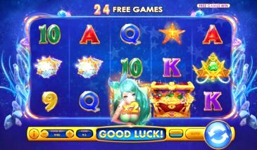 Mermaid Jewels Slot
