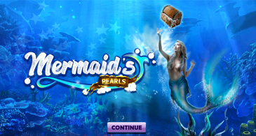 Mermaid Pearls Free Spins