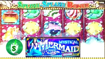 Mermaid's Diamond Slot Machine