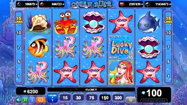Find The Treasure In No Download MermaidS Pearl Slots